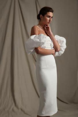 Rebecca Vallance-bridal-2022-wedding-dress-puff-sleeve