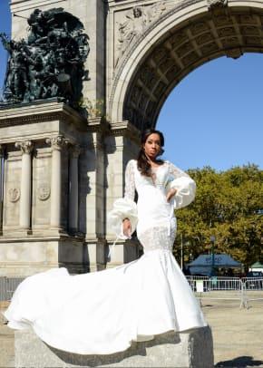 kosibah-bridal-treasure-collection-2022-wedding-dress-puff-sleeve