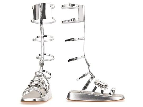 roger vivier gladiator sandal