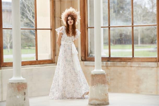 temperley-london-bridal-spring-2022-wedding-dress-flutter-sleeve-floral