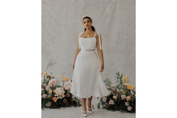 alexandra-grecco-poppy-bridal-spring-2022-wedding-dress-odette-crop-top--varlese-slip-skirt
