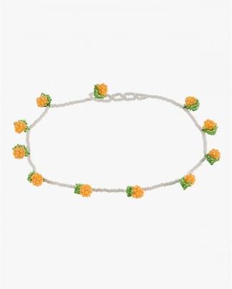 oranges-beaded-necklace
