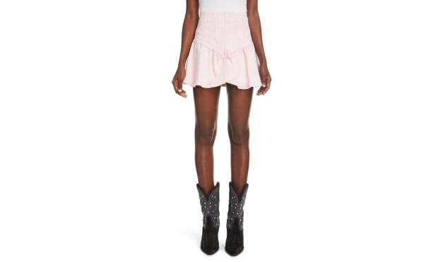 isabel-marant-mini-skirt