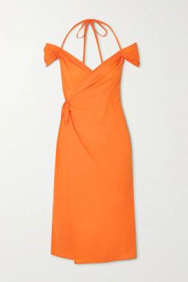 ionannes romeo cold shoulder dress