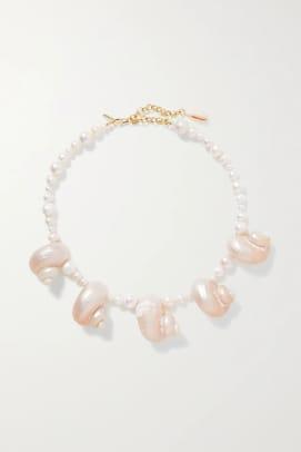 eliou sirena necklace