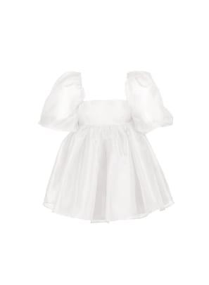 selkie puff dress