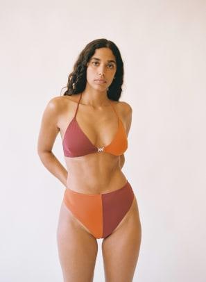 aniela parys highwaisted bikini