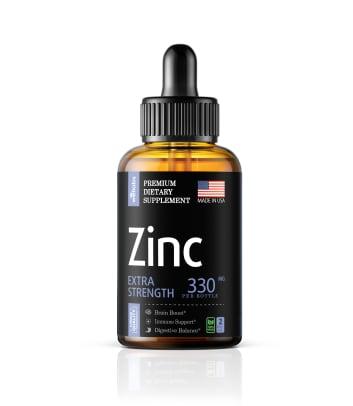 zinc drops single