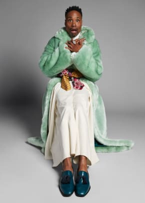 BILLY PORTER CAPSULE - Foxley_B