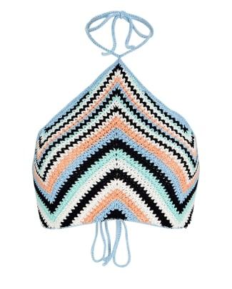victor glemaud crochet top
