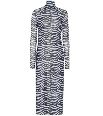 stuad zebra dress real