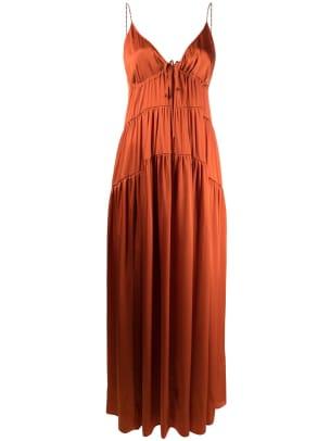 dondup maxi dress