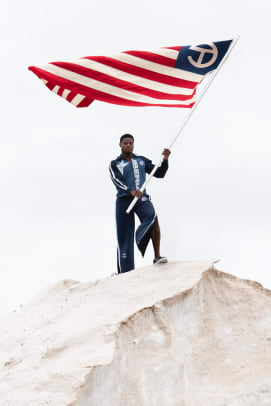 Telfar Liberia Olympics 2