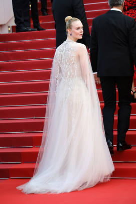 Elle-Fanning-Cannes-2019-Reem-Acra