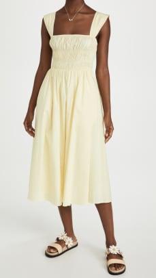 staud dress