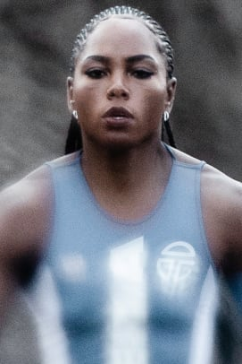 Telfar Olympics Ebony Morrison (Olympian)