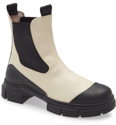 ganni boots