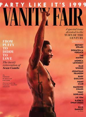 vanity fair diddy