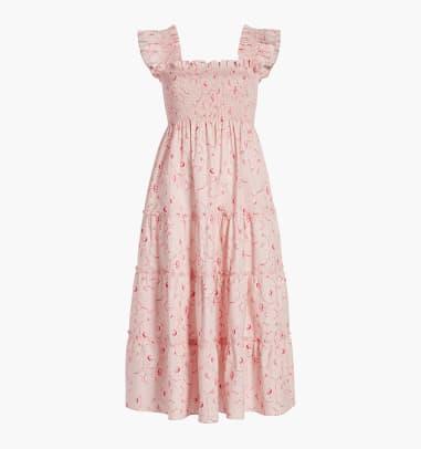 HHH309_The Ellie Nap Dress_Bridgerton Floral Pink_A