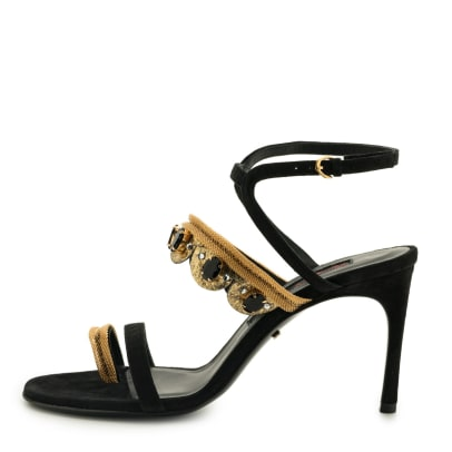 kendall miles cleo suede sandal