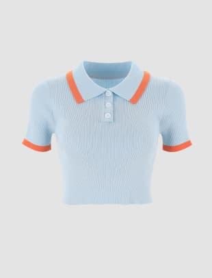 cider polo shirt