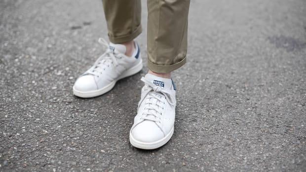 White Sneakers Pristinely White