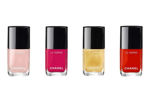 Chanel Introduces New Longwear Nail Polish Formula Launches 11