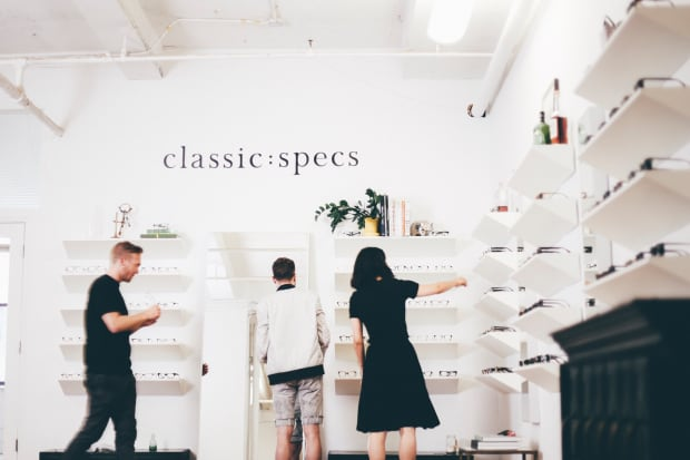 Meet Eponym, the Eyewear Startup Taking on Luxottica - Fashionista