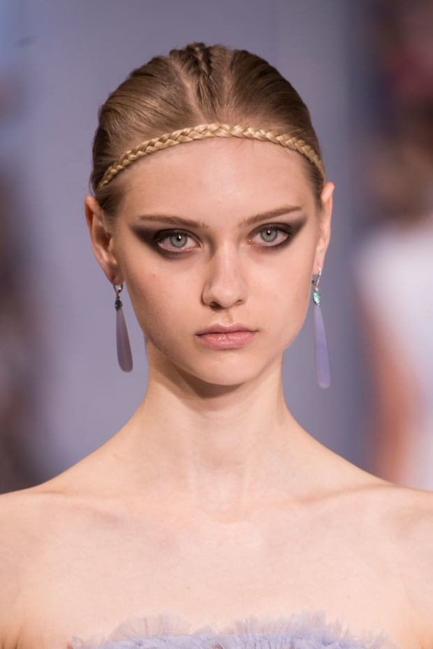 495e119c The Fall Couture Runways Are Full of Major Eye Makeup - Fashionista