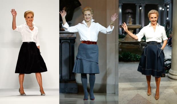 15 Designers Who Always Wear The Same Thing Fashionista