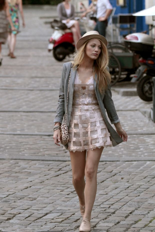 Reflecting on 'Gossip Girl' Fashion, Style and Clothes With Eric