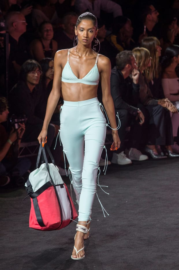 newest 36b24 7ad1c Every Look From Rihanna's Spring 2018 Fenty Puma Collection ...