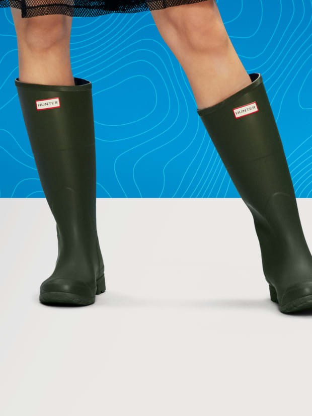 5b6aa1d1291 Target Hunter Rain Boots Limited Edition Collaboration Collection ...