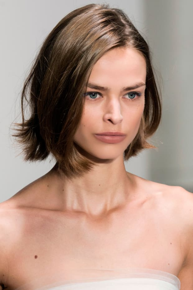 How To Fake A Bob When You Have Long Hair
