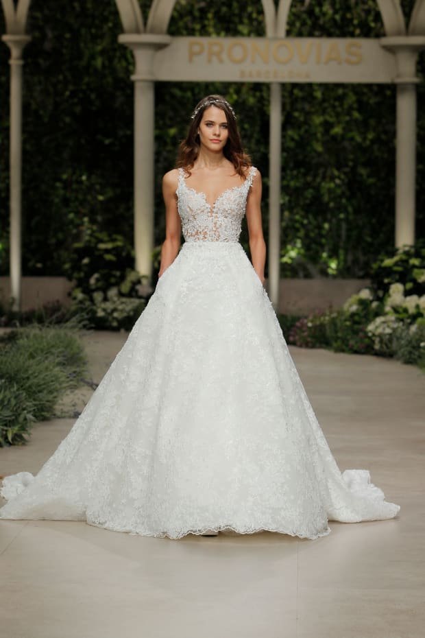 Spanish Heritage Bridal Brand Pronovias Is Ready To Conquer The
