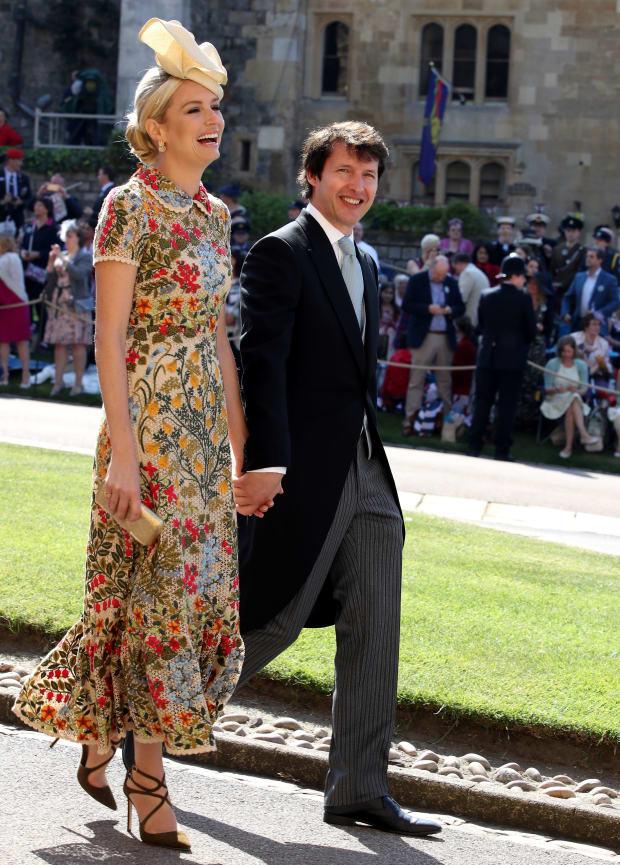 prince harry meghan markle royal wedding guests outfits fashionista prince harry meghan markle royal