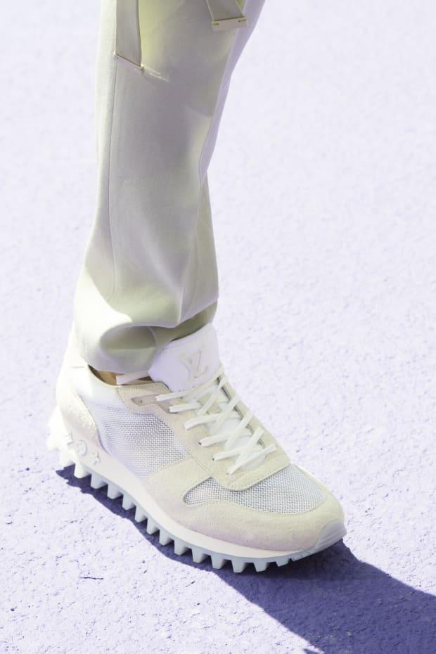 9341cfccc7 Virgil Abloh Louis Vuitton Men's Spring Summer 2019 Sneakers ...