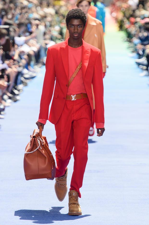 Virgil Abloh Louis Vuitton Men\u0027s Spring Summer 2019