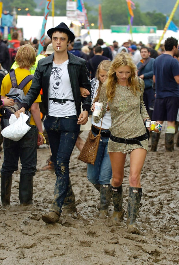 Black Hunter Boots Outfits