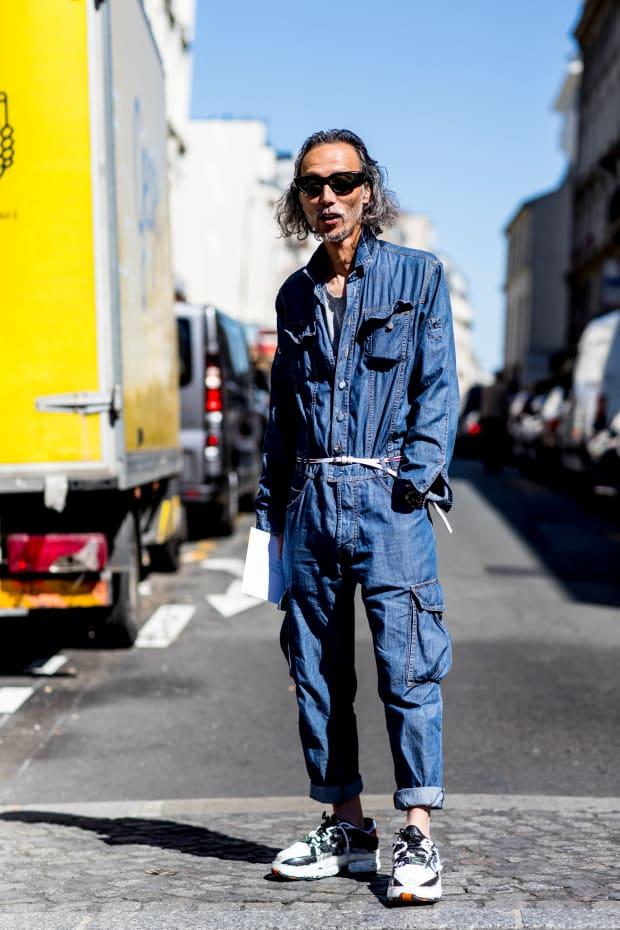 Outfit of Choice at Paris Fashion Week