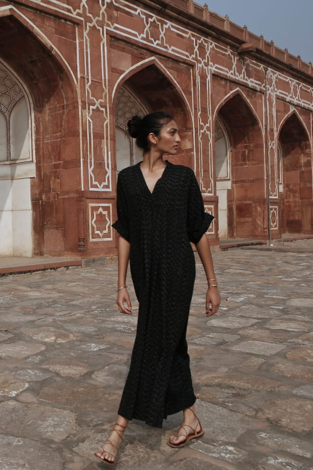 3eec503c4dd Could the Caftan Replace Athleisure? - Fashionista