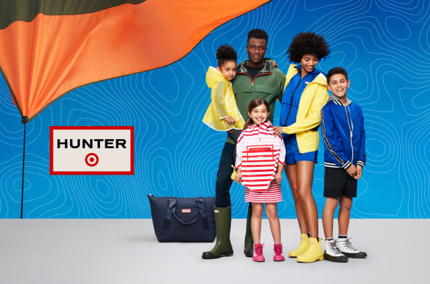 Target Hunter Rain Boots Limited