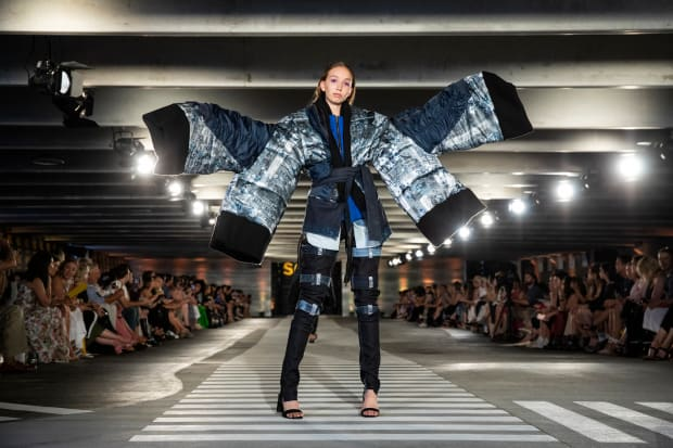 Scad S 2019 Fashion Show Celebrated Diversity And Social Awareness Fashionista