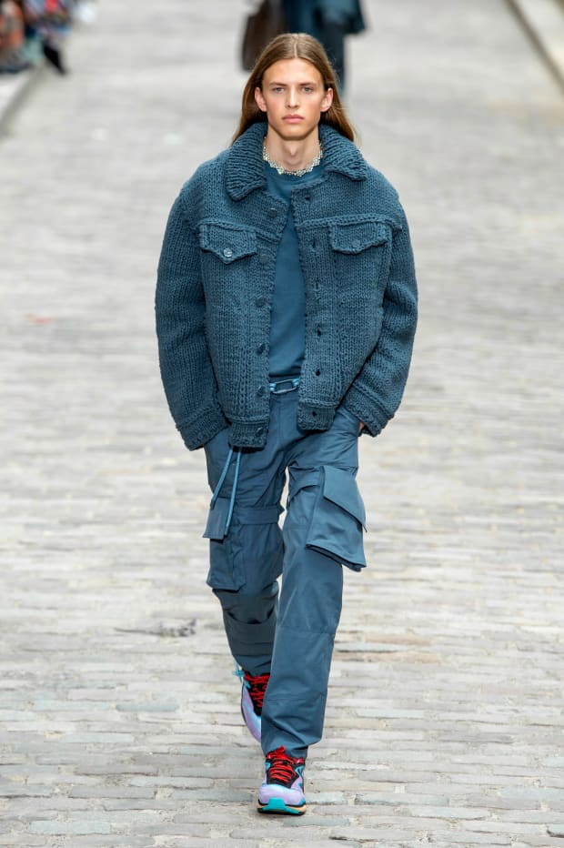 c0afdbd687 See Every Look from Virgil Abloh's Spring 2020 Collection for Louis ...