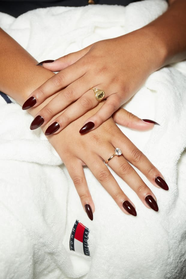 Nail Color Spring 2020.The Best Nail Art And Polish From New York Fashion Week