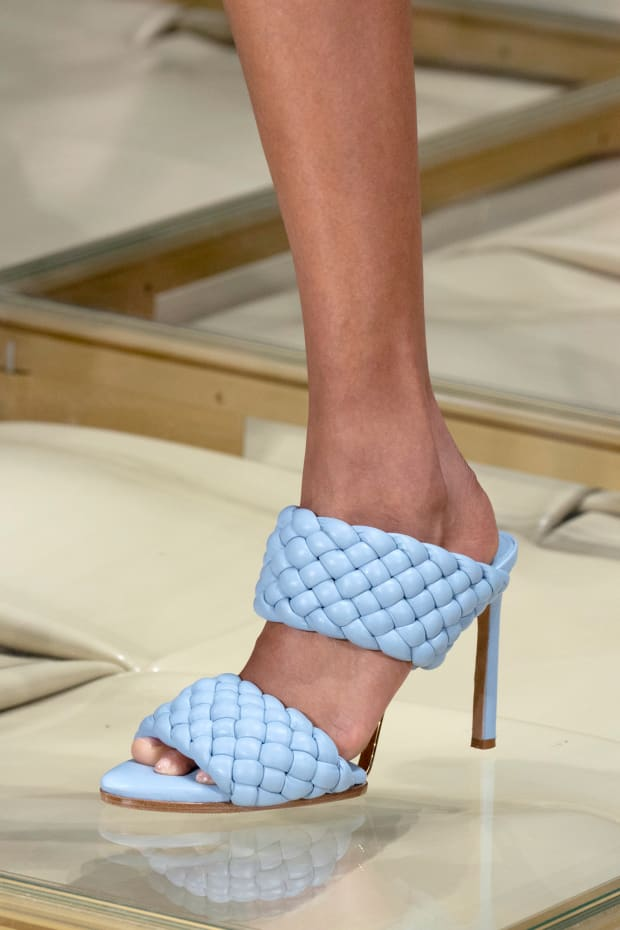 Shoe Trends Spring 2020.Fashionista S 33 Favorite Shoes From Paris Fashion Week For