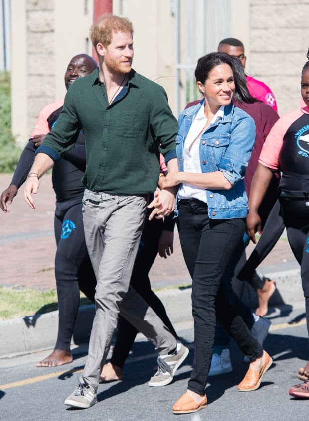 Download Meghan Markle 2020 Outfit