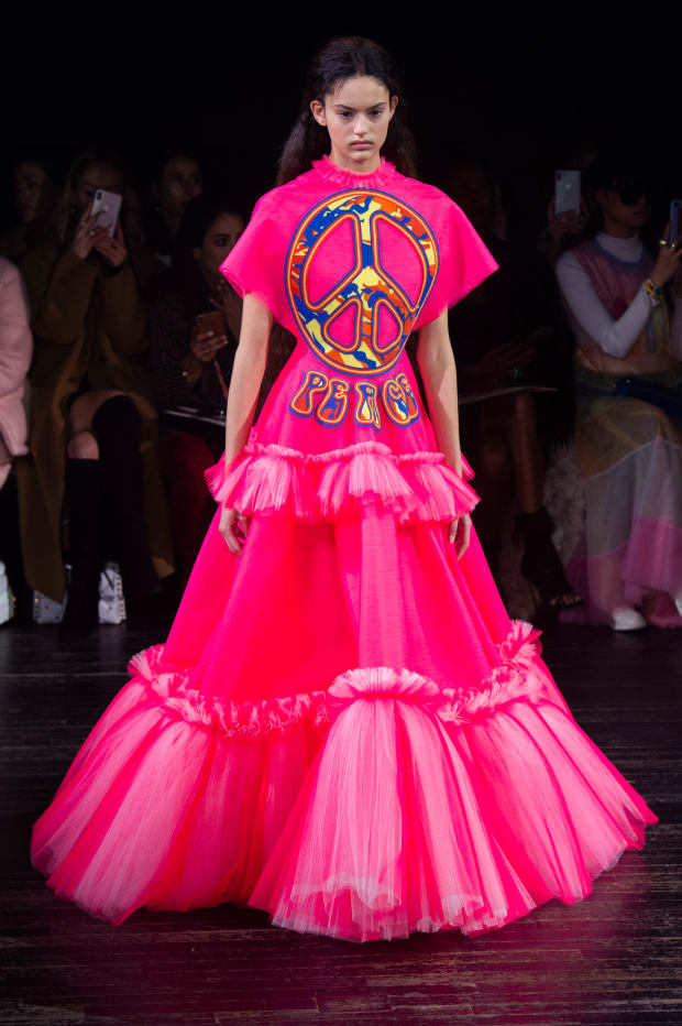 Hey, Quick Question: Which Viktor & Rolf Spring 2019 Couture Gown