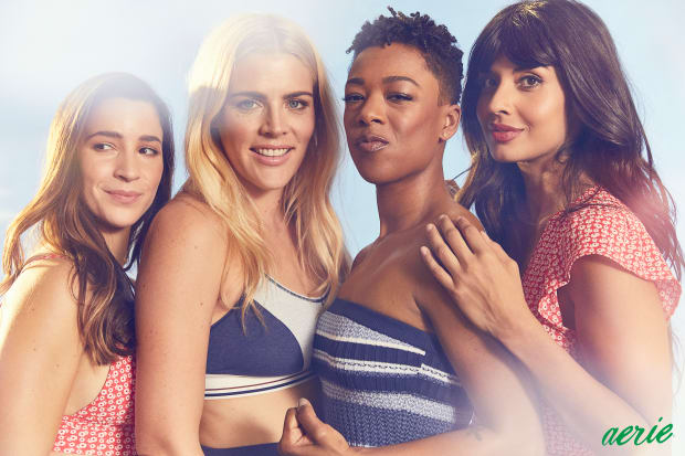 Aerie Debuts Its Most Diverse Group Of Role Models Yet For Spring
