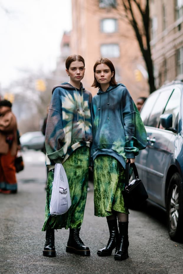 d19073e252 The Best Street Style Looks From New York Fashion Week Fall 2019 -  Fashionista